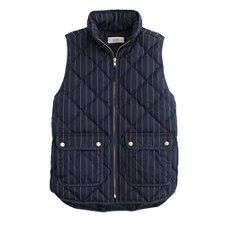 J.Crew - Sale - this awesome vest is like $40 bucks off!