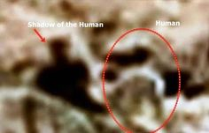 FANTÁSTICO - Depoimento de Ex-trabalhador da NASA que viu Seres Humanos em Marte