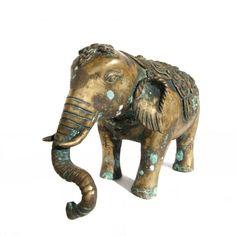 Bronze Elefant auf Möbeldepot.at