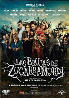 JUNY-2014. Las brujas de Zugarramurdi. DVD ESP IGL http://www.youtube.com/watch?v=7hQ1CyUjQvg