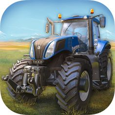 Farming Simulator 16 Apk and start your agricultural career in Farming Simulator 14 on mobile and tablet! Take control of your farm and its fields to Agriculture Machine, Farm Games, Best Games, Monster Trucks, Farming, Amazon, Sugar Beet, Manish, Games