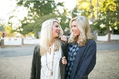 Friends in Fall Clothes by Masa Kathryn on @creativemarket