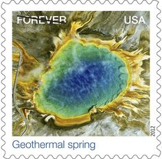 New Stamps Show Incredible Bird's-Eye-View of Earth