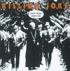 Listen to Laugh? I Nearly Bought One! by Killing Joke on Deezer. With music streaming on Deezer you can discover more than 56 million tracks, create your own playlists, and share your favorite tracks with your friends. Music Background, Broken Social Scene, Dark Wave, Punk Songs, Music Rock, Music Jokes, New Wave, Punk Goth, Cd Album