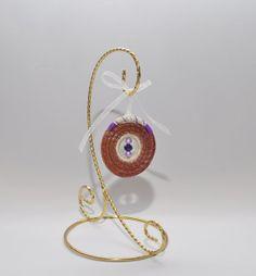 Christmas Ornament Longleaf Pine Needle Purple by LongleafStudio, $10.00