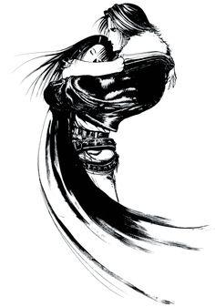 Logo Final fantasy viii squall rinoa
