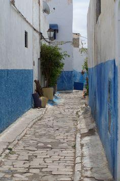 Kasbah des Oudayas - Rabat