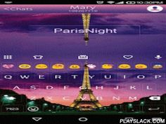Paris Night Keyboard -Emoji  Android App - playslack.com ,  Paris Night for Emoji,Emoticons and Smileys Keyboard.Please download Emoji Keyboard from: Emoji Keyboard -Cute,Emoticons firstly.Emoji Keyboard is a free, smart and colorful Emoji Keyboard for Android that help you to fast input over 3000 emoji, emoticons, smiley, sticker and text face conveniently everywhere including message, text, email and chat with social app etc. It's the best Emoji Keyboard for Android with over 100 beautiful…