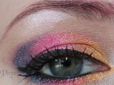 Fruit Punch Eye! Click through to see more.