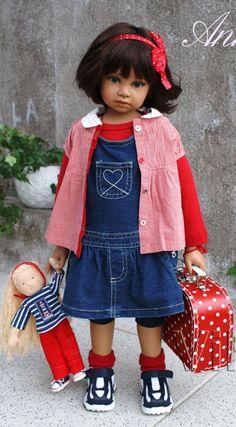 AnnLou, Angela Sutter Doll