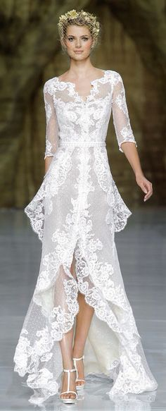 Yaela gown by Pronovias, AMAZING!