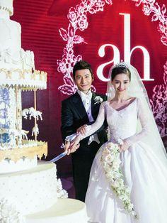 Sezairi wedding cakes
