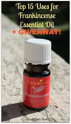Frankincense Uses