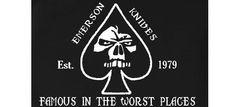EMERSON KNIVES LOGOS 11 Knife Logo, Emerson Knives, Logos, Logo