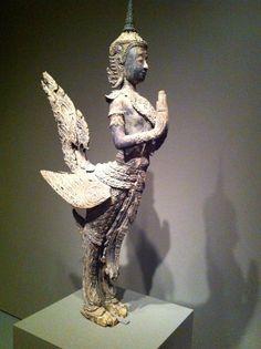 Indonesian bird-man