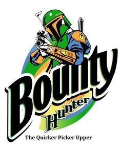 Bounty Hunter: The Quicker Picker Upper