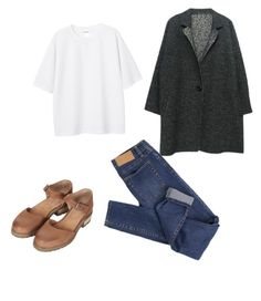 """""""Set #6"""" by boshoffanina on Polyvore featuring Cheap Monday, Topshop and Monki"""
