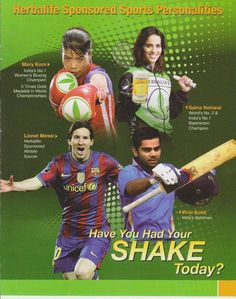 Top Sports Athletes know the benefits of Herbalife and Herbalife24. Buy yours here: www.samhortonnutrition.co.uk