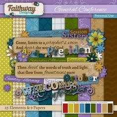 Faithway: LDS Blog Train April 2015 - General Conference