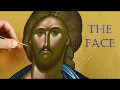 Μάθημα αγιογραφίας: Το Πρόσωπον. Byzantine Iconography: How to paint the face like the Μasters - YouTube Jesus Face, Religious Art, Painting Techniques, Jesus Christ, The Face, Icons, Youtube, Movie Posters, Paint Techniques