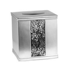 Luxury Bath Accessory Collection Set TISSUE BOX - Walmart.com
