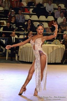 Ballroom dance fashion page