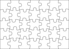 My introduction to the intellectual world was puzzles. Before I could read I was doing puzzles. I have moved on from puzzles like the one pictured to sudoku puzzles. I have always been drawn to puzzles and they have always helped me keep my mind keen. Classroom Organization, Classroom Management, Teaching Tools, Teaching Resources, Student Teaching, Create Your Own Puzzle, Activities For Kids, Crafts For Kids, Icebreaker Activities
