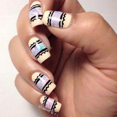 Instagram photo by wisbri  #nail #nails #nailart