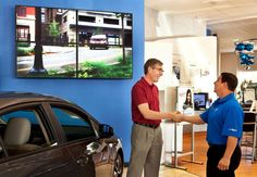 """Read our blog post """"The Power of a Positive Customer Experience"""" for tips on improving your dealership's level of customer service: http://abnetwork.tumblr.com/post/77923879712/the-power-of-a-positive-customer-experience.  Ask us how automotive digital signage can be integrated into your branding and marketing strategies, allowing you to create a more consistent, positive customer experience: http://www.abnetwork.com"""