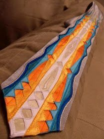 Native Art and Design: Native American Ribbonwork by Marian Desjarlais Native American Dress, Native American Regalia, Native American Design, Native Design, Native American Fashion, Native Fashion, American Women, Native Style, Native Art