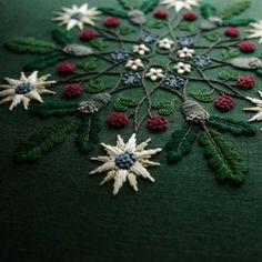 by yumiko higuchi #EmbroideryYumikoHiguchi
