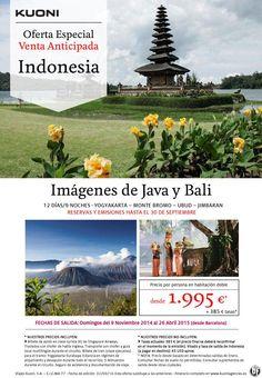 Indonesia - Imágenes de Java y Bali * Venta Anticipada * ultimo minuto - http://zocotours.com/indonesia-imagenes-de-java-y-bali-venta-anticipada-ultimo-minuto/