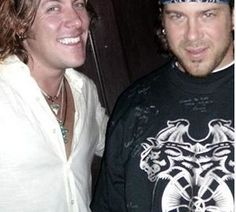 #ChristianKane and #SteveCarlson... from Kane_Fans old myspace page  don't know who to credit for the picture tho
