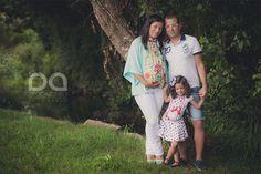 Un paseo por Vimianzo con Claudia & Family