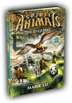 Spirit animals book 4 fire and ice by shannon hale books for read about the evertree book 7 of spirit animals the fantasy book series for kids by marie lu fandeluxe Images