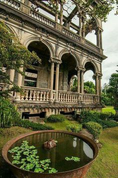 Abandoned Mansion in the Philippines