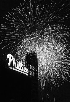 Phillies! What a great shot!
