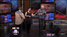 April Verch is a Canadian roots music artist. She currently is on tour in the U.S. to promote her 10th album 'The Newpart'. April is a multi-talented performer. She is a fiddle player, stepdancer, ...