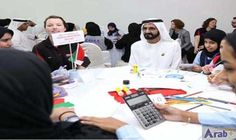 VP launches UAE University Science and Innovation…