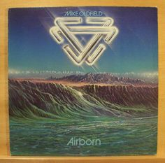 MIKE OLDFIELD - Airborn - Vinyl LP - Virgin - I got Rhythm - Guilty - Top RARE