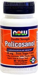 Policosanol is a mix of long chain fatty alcohols (LCFA) extracted and refined from sugar cane. Octacosanol is the most active ingredient of this dietary supplement together with other beneficial fatty acid constituents. Policosanol benefits the cardiovascular system with its antioxidant activity, protecting serum lipids from free radical attack. It also supports healthy immune functions. visit us: http://www.tasmanhealth.co.nz/now-foods-policosanol-20mg/ for more details!!