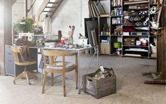 Home I Office I Interior I Furniture I Desktop I Shelf System 180 - Design Made in Berlin