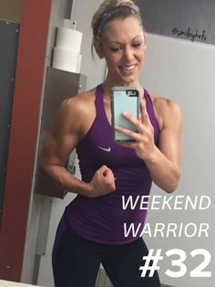 WEEKEND WARRIOR : 1000 REP CHALLENGE #32
