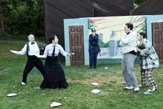Wooden O  - Seattle Shakespeare Company presents free, outdoor productions of classical plays performed in parks throughout the Puget Sound region during thesummer months.