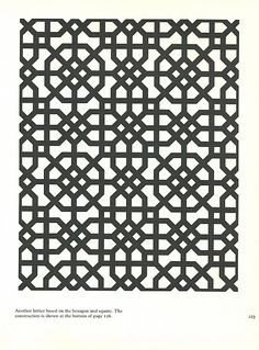 Pattern in Islamic Art - PIA 123ISLAMIC ART♦️More Pins Like This At FOSTERGINGER @ Pinterest ♦️