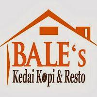 JlAceh No60 Depan Hotel Amarosa Bandung BALEs Kedai Kopi Resto