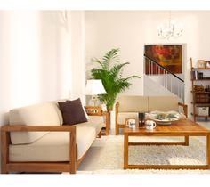 Sofa Scanteak - Scanteak Concept Homes - Lifestyle Living - Enkel