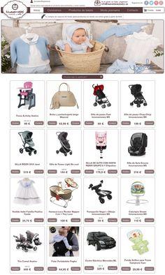 Comenzamos mes y promociones, visítanos en www.nuevemesesbaby.es