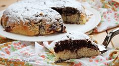 Torta variegata in padella