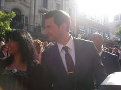 Richard Armitage at The Hobbit premiere.